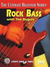 Ultimate Beginner Series: Rock Bass Dvd