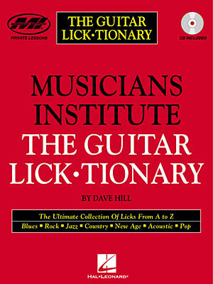 The Guitar Licktionary