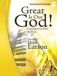 Great Is Our God (Bk/Cd)