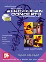 Traditional Afro-Cuban Concepts In Conte