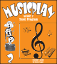 Musicplay Grade 2 Music Program (Bk/4cds