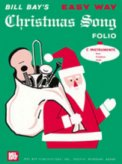 Easy Way Christmas Song Folio