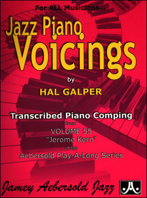 Jazz Piano Voicing Vol 55