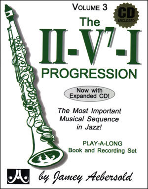 II/V7/I Progression Vol 3
