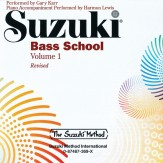 Suzuki Bass School 1 CD