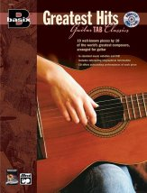 Basix Greatest Hits Guitar Tab Classics