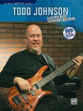 Todd Johnson Electric Bass Technique Bui