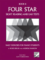 Four Star Sight Reading and Ear Tests 8