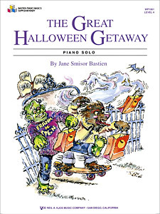 The Great Halloween Getaway