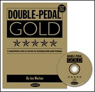 Double-Pedal Gold (Bk/Cd)