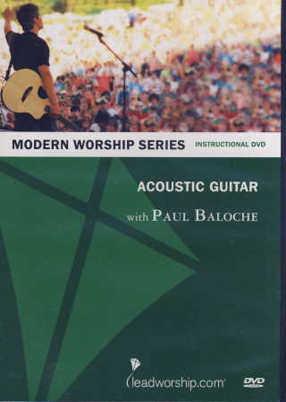 Modern Worship Series Acoustic Guitar Dv