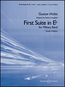 First Suite In Eb (Gr-3 Ed)