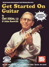 Get Started On Guitar (Bk/Dvd)