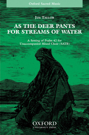 as the deer pants sheet music pdf
