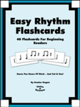 EASY RHYTHM FLASHCARDS