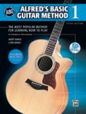 Alfred's Basic Guitar Method 1 (Bk/Dvd)
