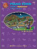 Piano Town Lev 3 Halloween