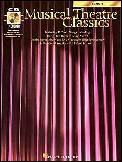Musical Theatre Classics (Bk/Cd)