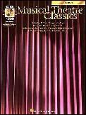 Musical Theatre Classics (Bk/Cd)