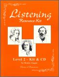 Listening Resource Kit Lev 2 (Kit/Cd)