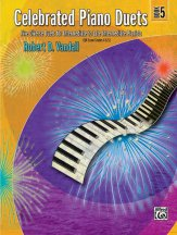 Celebrated Piano Duets Bk 5