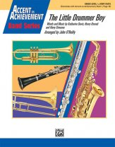 The Little Drummer Boy: (wp) B-flat Tuba B.C.