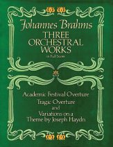 3 Orchestral Works