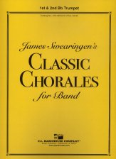 Classic Chorales For Band (Tpt-1/2)