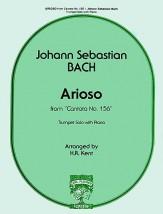 アリオーソ「カンタータ第56番」より(バッハ)(トランペット+ピアノ)【ARIOSO FROM CANTATA #156】