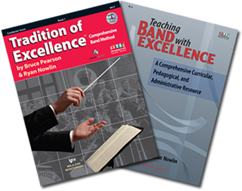 Tradition of Excellence 1 (Cond Pkg)
