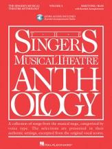 SINGER'S MUSICAL THEATRE ANTH BAR/BASS 3