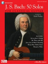 50 Solos For Classical Guitar (Bk/Cd)