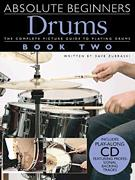 Absolute Beginners Drums Bk 2 (Bk/Cd)