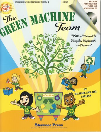 The Green Machine Team