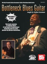 Bottleneck Blues Guitar (Bk/3 Cds)