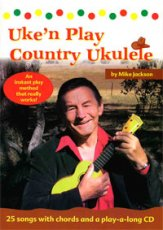 Uke ' N Play Country Ukulele (Bk/Cd)