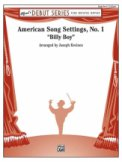 American Song Settings #1 Billy Boy