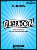 Altar Boyz, Vocal Selections From