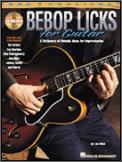 Bebop Licks For Guitar (Bk/Cd)