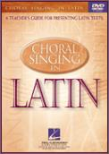 Choral Singing In Latin (Dvd)