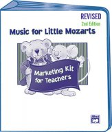 Music For Little Mozarts: Marketing Kit