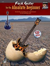 Rock Guitar For The Absolute Beginner (B