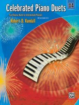 Celebrated Piano Duets Bk 4