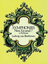 Symphonies #5 6 and 7