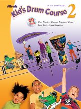 Kid's Drum Course 2 (Bk/Cd)