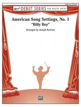 American Song Settings, No. 1: 1st B-flat Trumpet