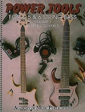 Power Tools For 4 5 & 6 Str Bass Vol 1