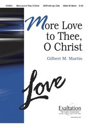 More Love To Thee O Christ