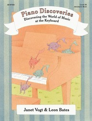 Piano Discoveries Adventurer Bk Lev 2b