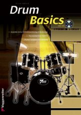 Drum Basics (Bk/Cd)